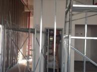 上海装修施工队办公室写字楼装修,墙面粉刷 铺地板 排网线
