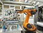 ABB机器人全自动输出