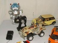 出售五件套大型儿童电动遥控车、电动机器人玩具