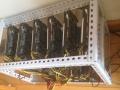 出售挖矿机电脑主机,ZEC挖矿机以太币 以太坊挖矿