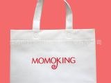 专业生产无纺布袋 白色无纺布袋 服装购物袋 可加logo
