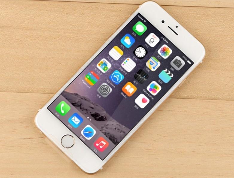 转让白色苹果6手机