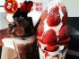 湛江学特色趣味冰淇淋暴风雪冰淇淋到顶正餐饮培训学校