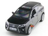 132 声光版 升辉凌志雷克萨斯LEXUS RX350 合金汽车