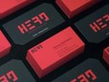 名片制作免費設計高檔卡片定制公司創意雙面打印印刷pvc