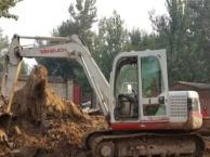 纯个人出租卖一辆挖掘机,抓紧抢购了