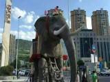 會動巨型機械大象展覽 機械大象出租出售