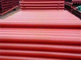 山西新兴机制铸铁排水管厂家 柔性铸铁排水管 加工定制