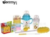 三层奶粉盒 分体便携奶粉罐奶粉储存盒 奶瓶配件贴牌加工