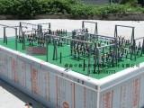 湖南中教高科发电输变电供应电综合模型,变电站模型,变压器模型