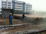 江門開放式噴砂機大型五金鋼板高壓噴砂罐管道打砂機移動噴砂機