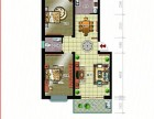 盛世嘉园 2室 2厅 92平米 出售 含30 私人小菜园盛世嘉园