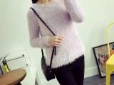 女装韩版修身毛衣针织衫,厂家直销