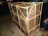 长沙打木架包装定制摩托车易损物品打包