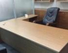 处理一批二手办公家具_屏风桌_椅子_经理桌_会议桌沙发