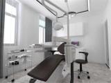 济南牙科诊所装修案例 口腔医院设计 齿科诊所装修