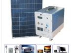 供应200W便携式家用小型太阳能离网发电系统一体机