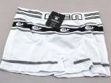 普宁无缝男士平角裤南美中东非洲热销OEM无缝内裤厂家