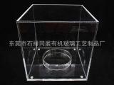 东莞石排厂家生产批发亚克力透明盒 高端优质工艺品展示盒