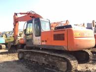 武汉挖机市场,转让新到14年日立210和240二手挖掘机