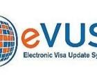 美国EVUS签证申请登记
