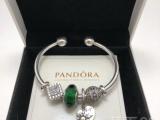 Pandora潘家潘多拉欧美925银童话锆石首饰