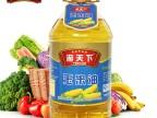 游天下 食用油 非转基因 物理压榨 初榨玉米胚芽油 玉米油5L