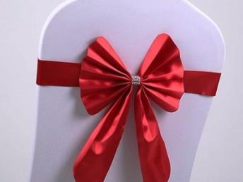 广州君康传奇供应中西餐厅宴会椅套 款式新颖 婚礼椅套