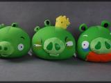粒子玩具厂家加工粒子娃娃 定制银行礼品  商场宣传活动用品