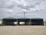 无锡户外用品专业定制各类推拉雨篷移动帐篷