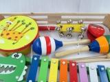 丹妮奇特 多功能乐器多组合 高档木质邯郸玩具 手工制作礼品玩具