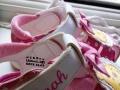 九九新维尼小熊凉鞋