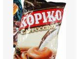 印尼KOPIKO可比可咖啡糖 卡布奇诺 喜糖800g