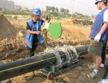 北京石景山PE钢丝网骨架给水管焊接/抢修联系方式