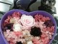 情人节生日高大上礼物-------永生花