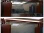 调光玻璃上海案例-欧毅雾化玻璃办公隔断案例定制厂家