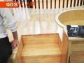 定制阳台柜书柜电视柜橱柜各种家具E0板材厂家直销