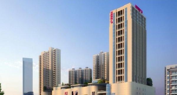 邵阳友阿国际商业广场 写字楼 93平米