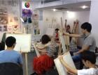 上海虹口美术培训,专业教师培训给你绘画之路