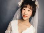 新娘森系唯美婚礼造型