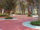 重庆彩色沥青路面材料,海绵城市彩色透水地坪
