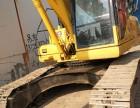 低价出售二手小松220-7挖掘机