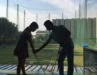 闵行学高尔夫 浦江 高尔夫球教学