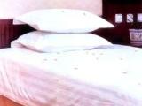 厂家供应全棉酒店客房布草,床上用品,四件