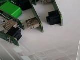 带有元器件的电路板切割 北京紫外切割