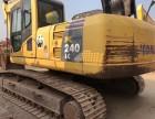 杭州有二手小松200 240挖掘机,低价转让,包运送