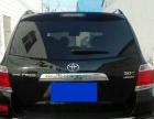 丰田汉兰达2013款 汉兰达 2.7 自动 紫金版7座 一手车