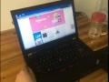 刚买8个月99成新带发票thinkpad ibm笔记本转让