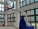 云浮新兴户外凹箱篮球架设计安装厂家给力体育