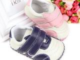 菲尼尔婴儿学步鞋软底春秋款 0-1岁宝宝鞋 婴儿鞋子女男皮鞋防滑